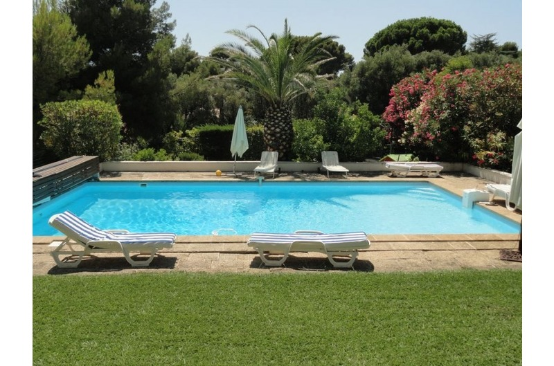 For rent Seasonal rental Cassis, Villa T7