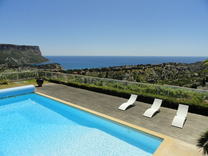 For rent Rental House, Cassis, sea view, 350 m²