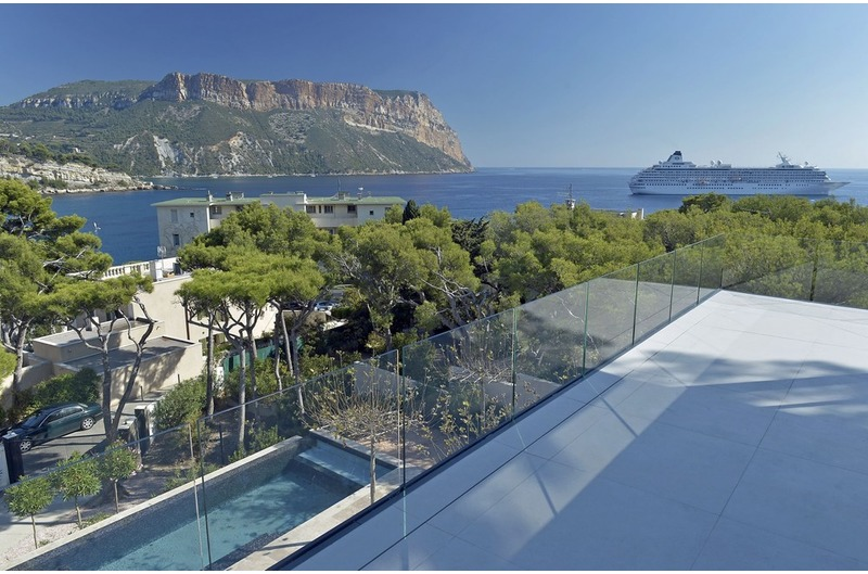 For rent CASSIS HIGH-END VILLA RENTAL 16/18 GUESTS