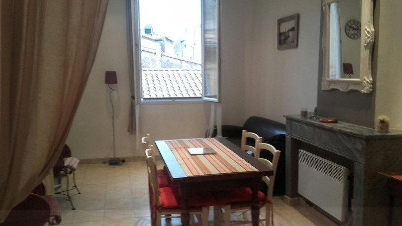 Location Location Cassis, centre du village, type 2, 3 couchages T2 13260 centre