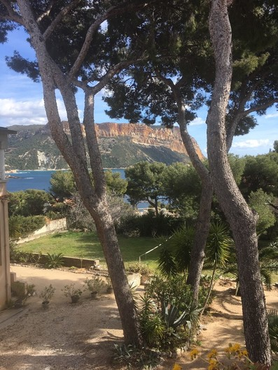 For rent Rental Studio T1, Cassis, renovated