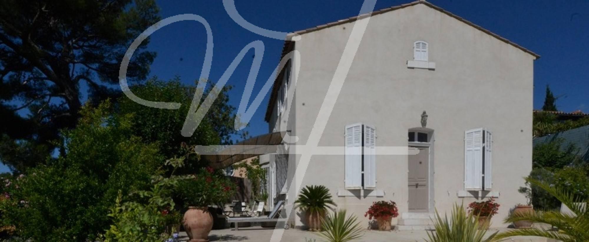 Ventes maison bourgeoise T5 F5 CASSIS centre Transactions ...