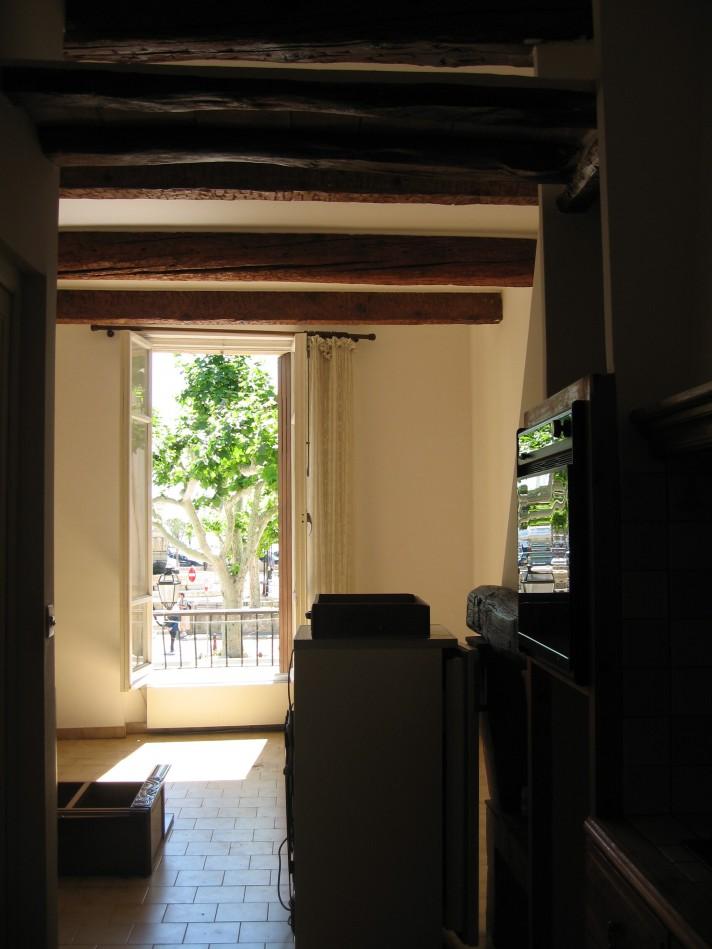 Vente Cassis proche du port vente appartement type 2 centre