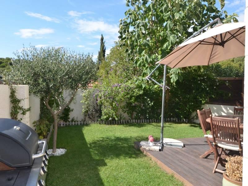 Ventes appartement neuf T3 F3 cassis proximité centre jardin ...