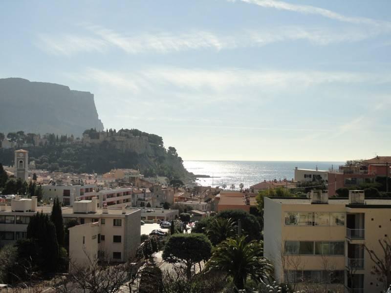 Vente T3 VENDU CASSIS proximité commerces et plage, vue sur la mer, rénové