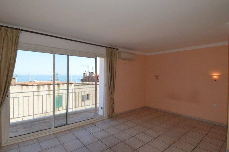 Vente Appartement T3 cassis port vue mer, garage