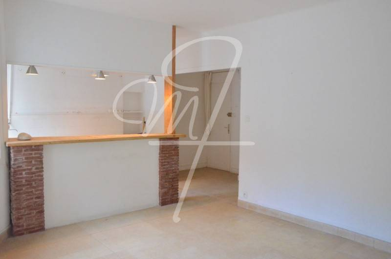 Vente Appartement T2 cassis centre ville